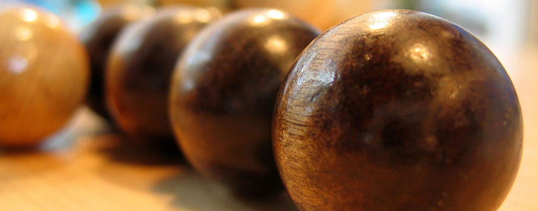 wood-balls