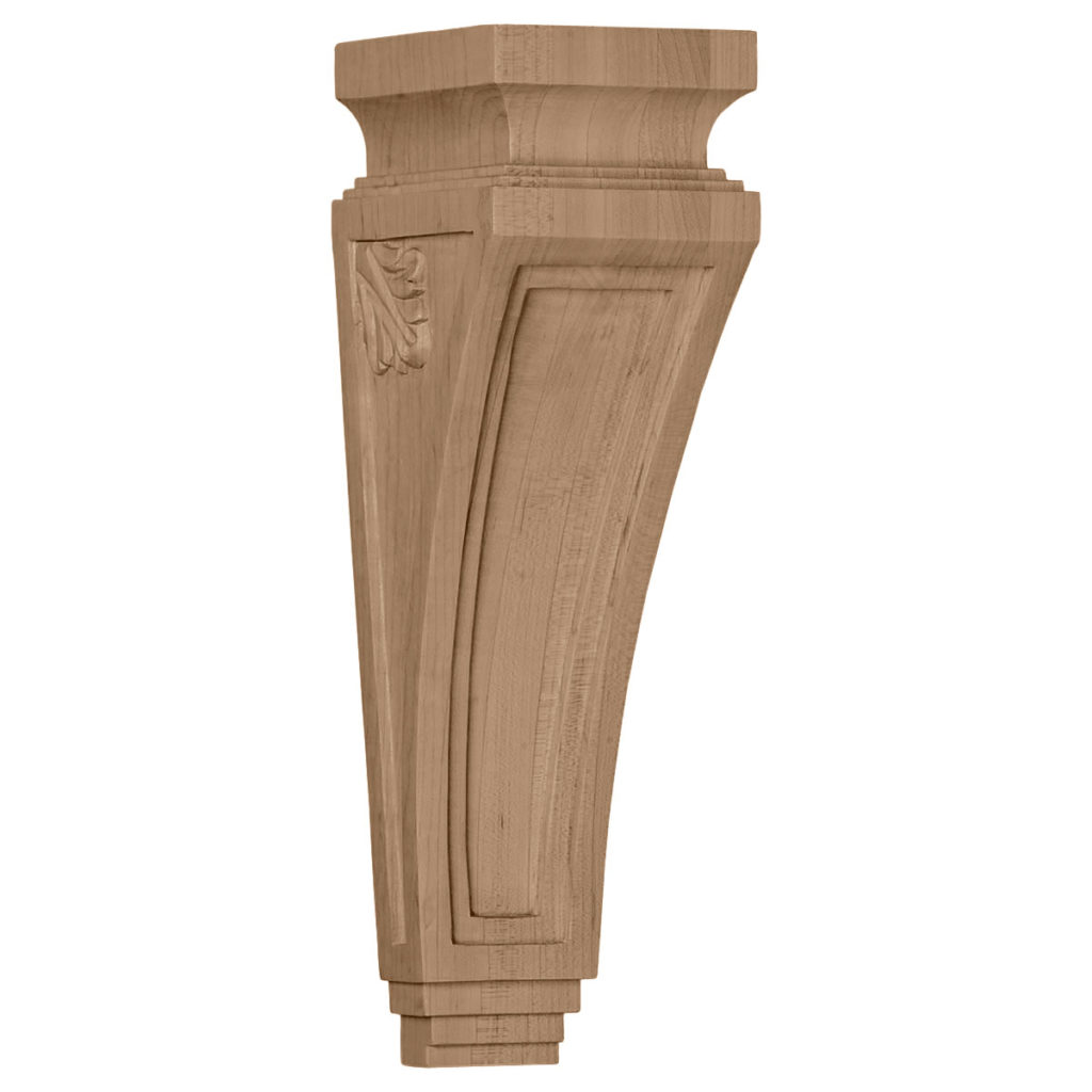 3.875 x 4.5 x 14 Arts & Crafts Corbel