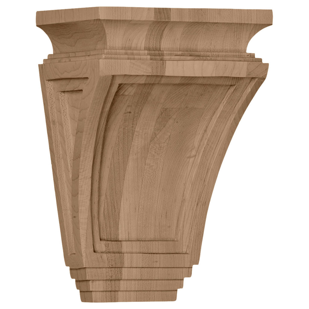 6 x 4 x 9 Arts & Crafts Corbel