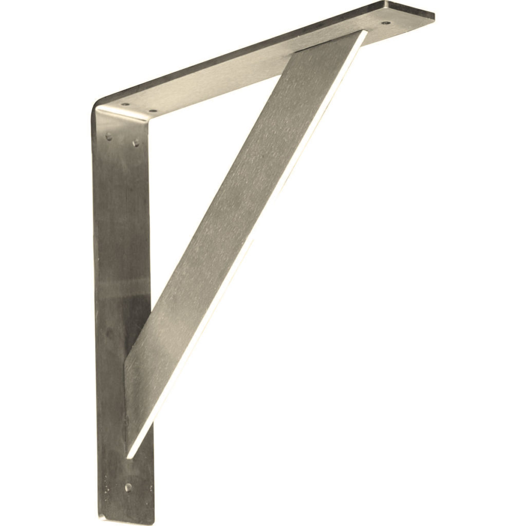 Traditional Stainless Steel Bracket