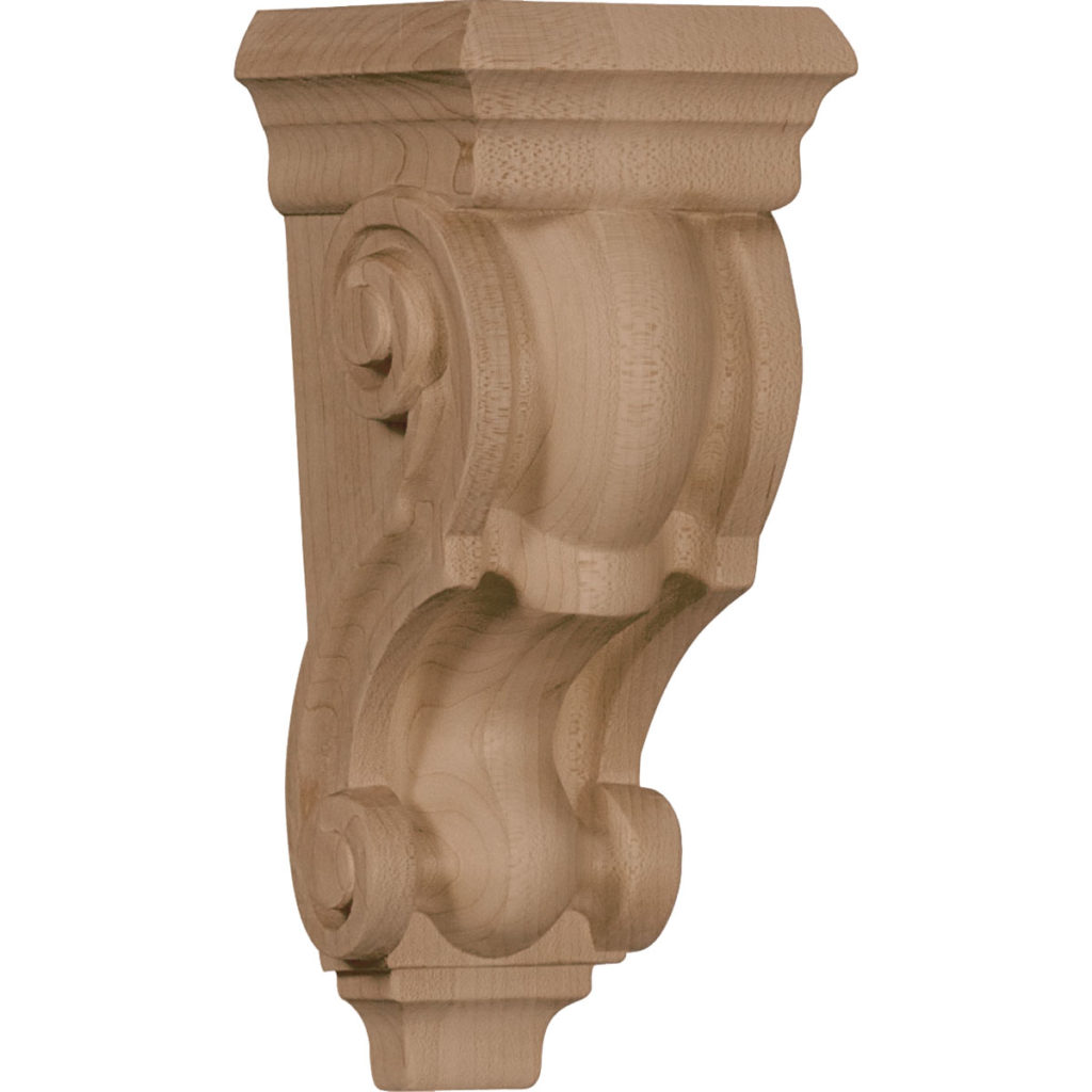 3.5 x 3 x 7 Small Traditional Corbel