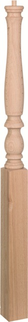 Turned Starting Newel 3014