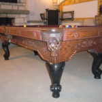 rope-moulding-on-pool-table