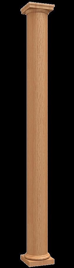 Straight Smooth Columns