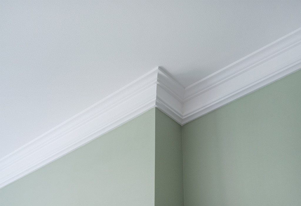 Interior trim ideas for ceiling