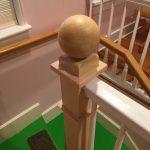 4½ Inch Diameter Poplar Ball